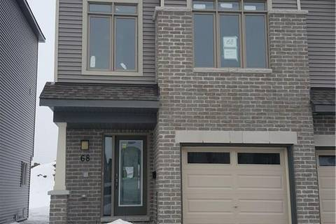 Townhouse for sale at 68 Barn Swallow Pt Manotick Ontario - MLS: 1141446