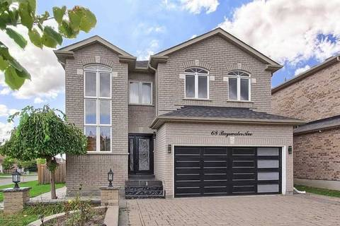 House for sale at 68 Bayswater Ave Richmond Hill Ontario - MLS: N4588489