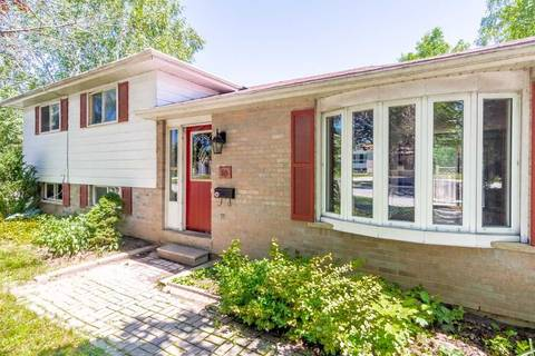 House for sale at 68 Bernick Dr Barrie Ontario - MLS: S4512987