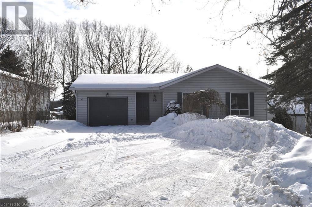 House for sale at 68 Broad St Penetanguishene Ontario - MLS: 245695