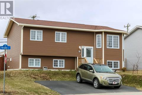 House for sale at 68 Brodie St Mount Pearl Newfoundland - MLS: 1195768