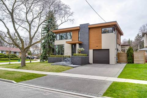 House for sale at 68 Burrows Ave Toronto Ontario - MLS: W4434417