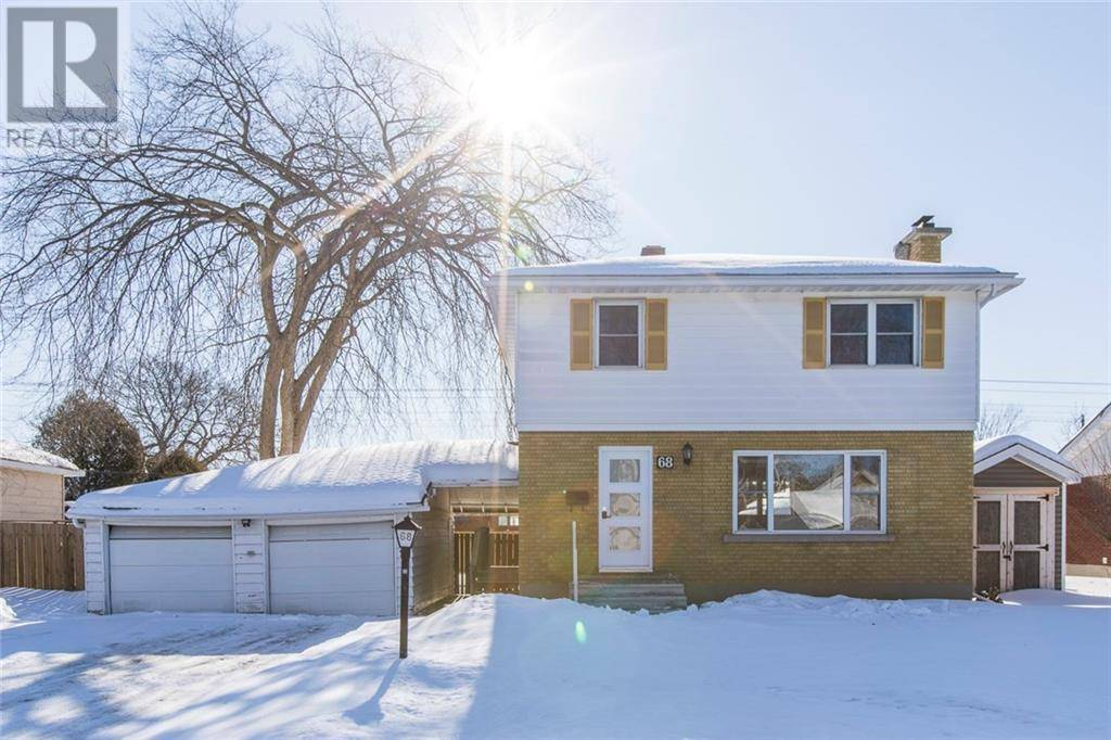 House for sale at 68 Canter Blvd Ottawa Ontario - MLS: 1183110