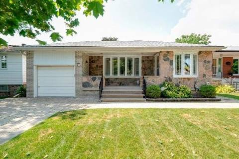House for sale at 68 Carsbrooke Rd Toronto Ontario - MLS: W4550673