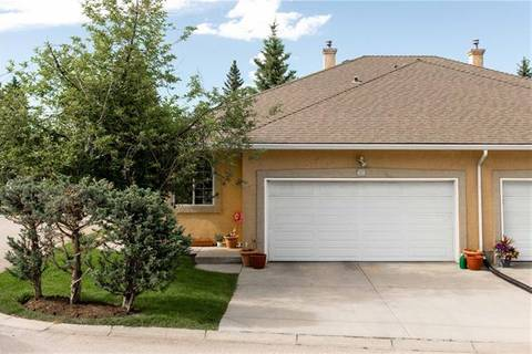 Townhouse for sale at 68 Cedarview Me Southwest Calgary Alberta - MLS: C4254267