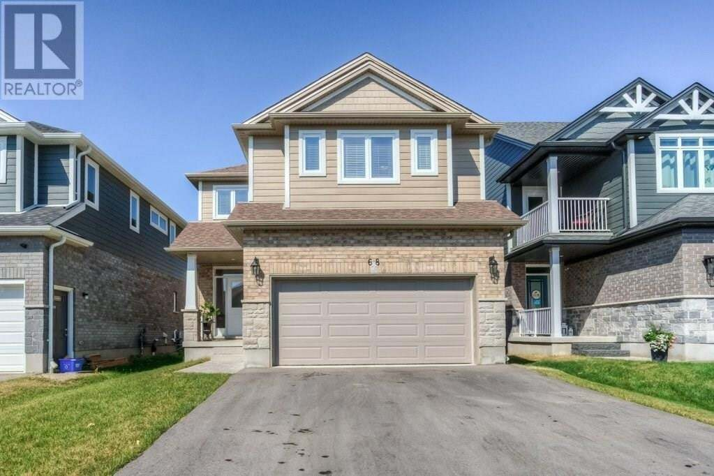 House for sale at 68 Challenger Ave Ayr Ontario - MLS: 30818612