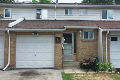 Townhouse for sale at 68 Chaucer Cres Barrie Ontario - MLS: S4852692