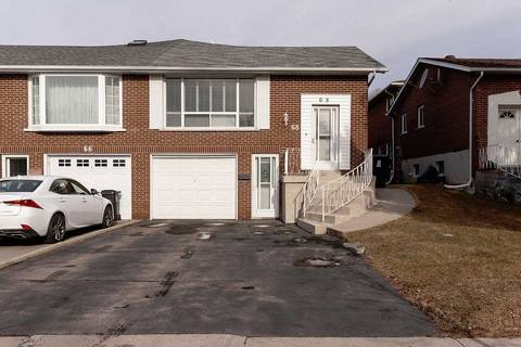 Townhouse for sale at 68 Chipwood Cres Toronto Ontario - MLS: C4425445