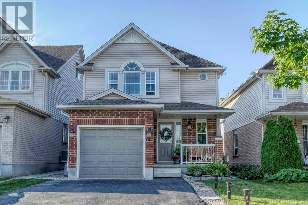 House for sale at 68 Chrysler Cres Cambridge Ontario - MLS: 30759447