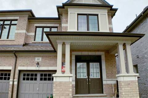 Townhouse for rent at 68 Collier Cres Markham Ontario - MLS: N4549655