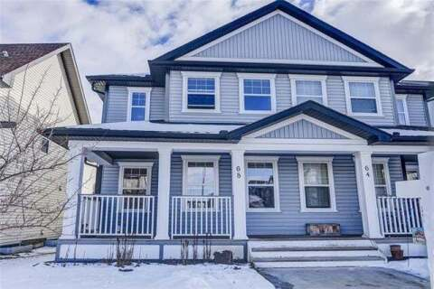 Townhouse for sale at 68 Copperpond Rd Southeast Calgary Alberta - MLS: C4302493