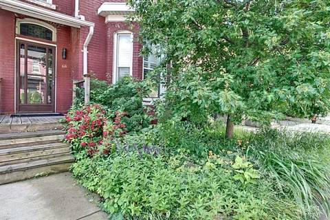 Townhouse for sale at 68 Crooks St Hamilton Ontario - MLS: X4500594