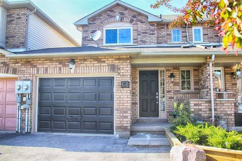 Townhouse for sale at 68 Cunningham Dr Barrie Ontario - MLS: S4459943