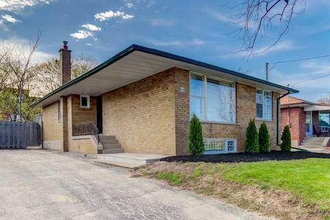 House for sale at 68 Droxford Ave Toronto Ontario - MLS: E4441838