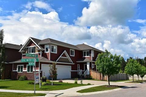 House for sale at 68 Edgewater Te N St. Albert Alberta - MLS: E4155314