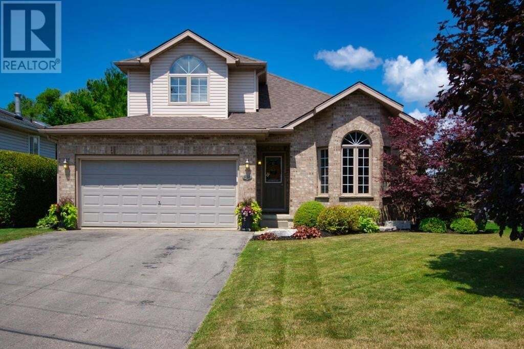 House for sale at 68 George St Exeter Ontario - MLS: 261188