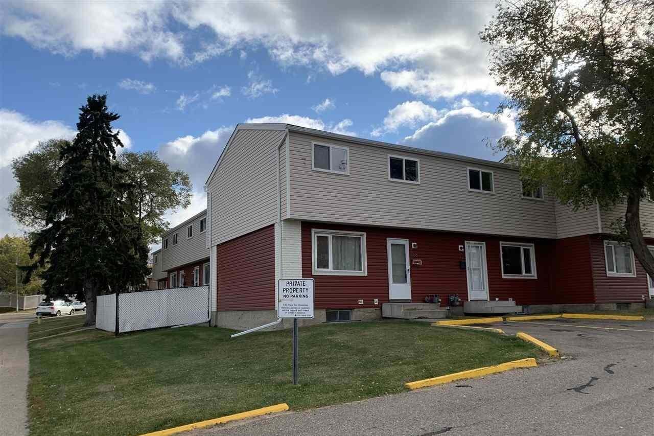 Townhouse for sale at 68 Habitat Cr NW Edmonton Alberta - MLS: E4218585