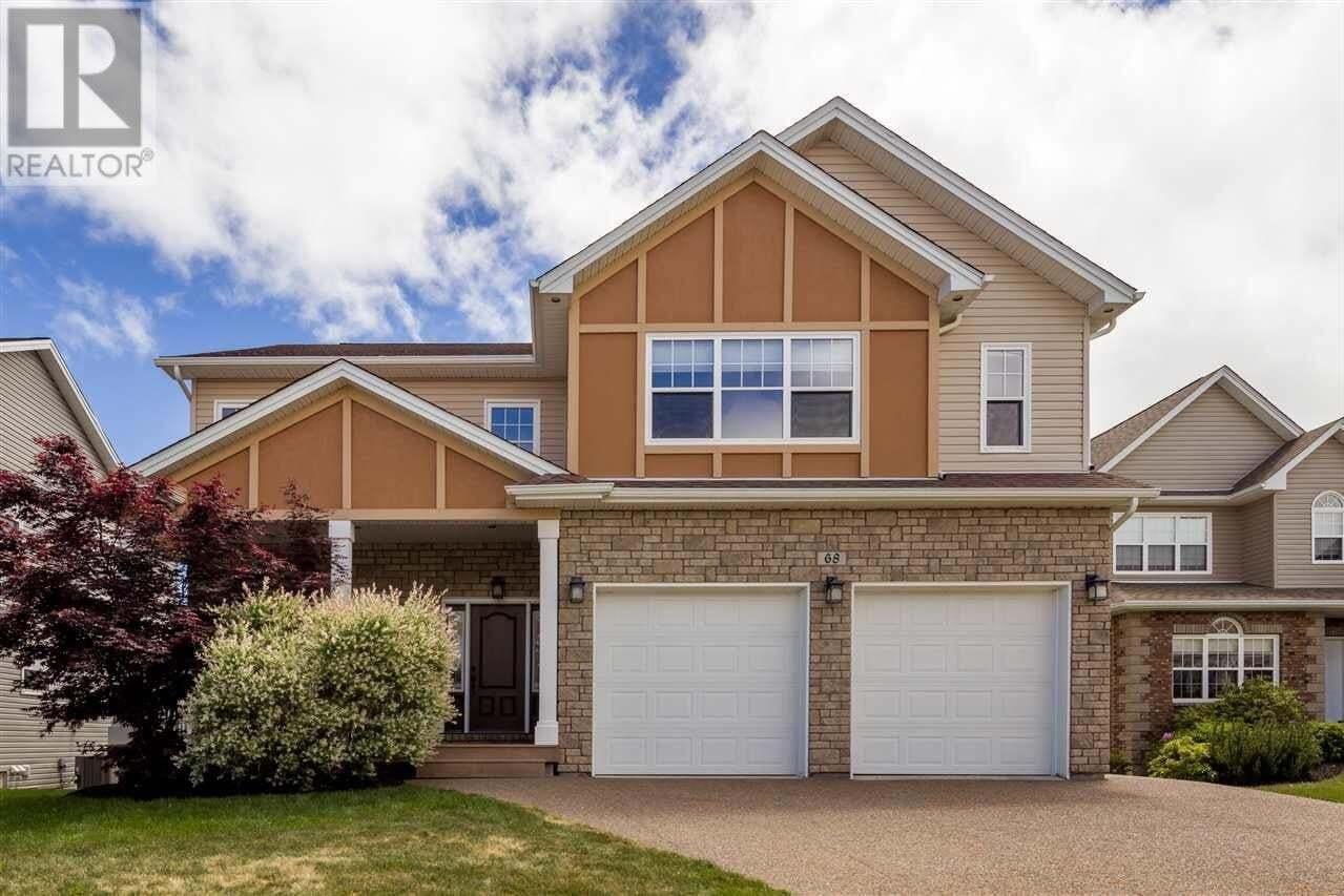 House for sale at 68 Helmsman Ct Halifax Nova Scotia - MLS: 202011327