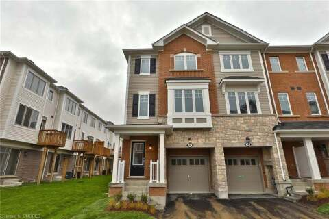 Townhouse for sale at 68 Hibiscus Ln Hamilton Ontario - MLS: 40036525
