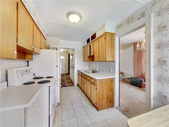 For Sale: 68 Highfield Road, Toronto, ON | 3 Bed, 1 Bath Townhouse for $775,000. See 18 photos!
