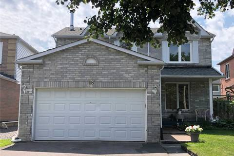 House for sale at 68 Hillhurst Cres Clarington Ontario - MLS: E4543822