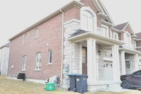 Townhouse for rent at 68 Hogan Manor Dr Brampton Ontario - MLS: W4719085