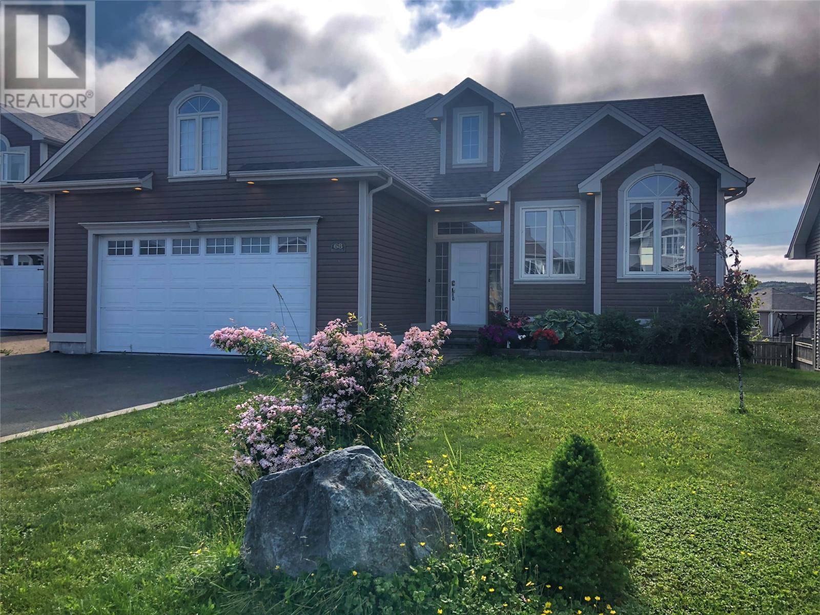 House for sale at 68 Julieann Pl St. John's Newfoundland - MLS: 1200118