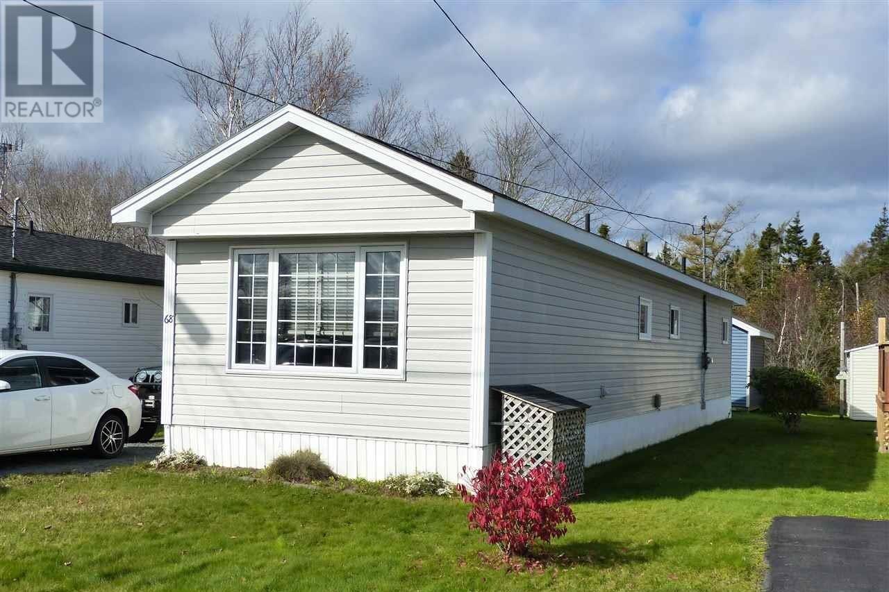 Residential property for sale at 68 Juniper Cres Eastern Passage Nova Scotia - MLS: 202022706