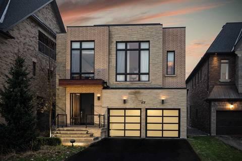 House for sale at 68 Keatley Dr Vaughan Ontario - MLS: N4752556