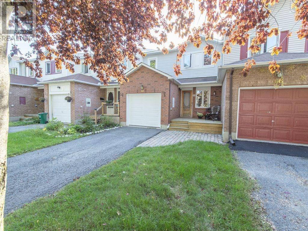 Townhouse for sale at 68 Kimbolton Cres Ottawa Ontario - MLS: 1170163
