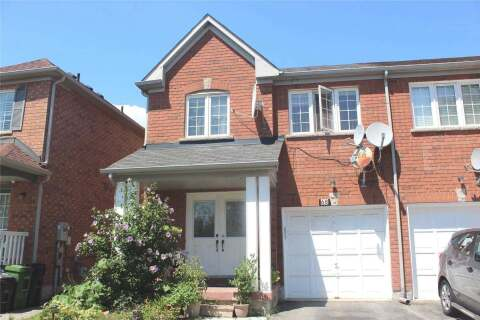 Townhouse for sale at 68 Knotwood Cres Toronto Ontario - MLS: E4869619