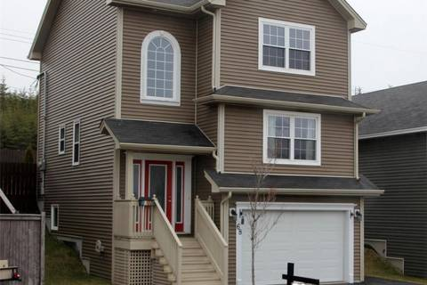 House for sale at 68 Lasalle Dr Mount Pearl Newfoundland - MLS: 1196472