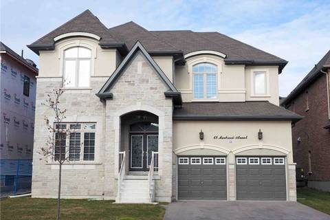 House for rent at 68 Marbrook St Richmond Hill Ontario - MLS: N4542653