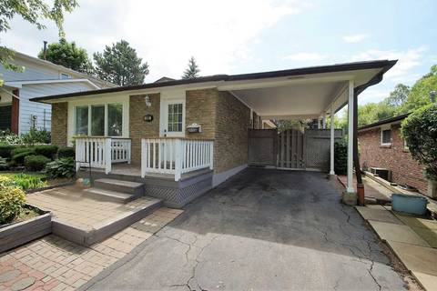 House for sale at 68 Mccraney St Oakville Ontario - MLS: W4492322