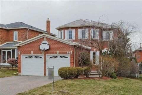 House for rent at 68 Militia Tr Markham Ontario - MLS: N4854456