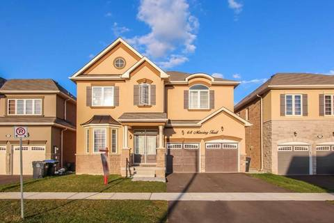 House for sale at 68 Mincing Tr Brampton Ontario - MLS: W4615875