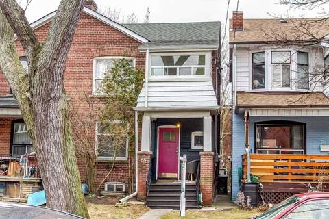 Townhouse for sale at 68 Monarch Park Ave Toronto Ontario - MLS: E4732627