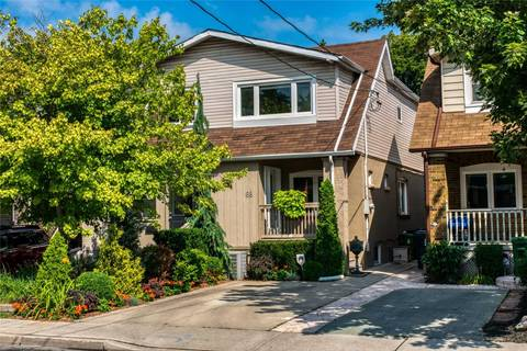 Townhouse for sale at 68 Mortimer Ave Toronto Ontario - MLS: E4546589