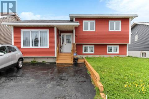 House for sale at 68 Paddy Dobbin Dr St. John's Newfoundland - MLS: 1197623