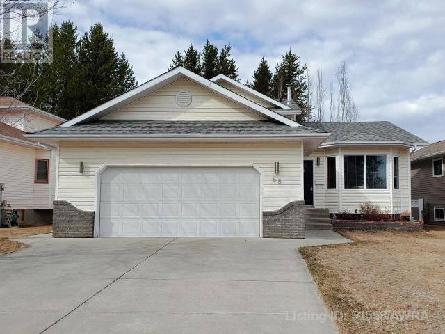 House for sale at 68 Park Dr Whitecourt Alberta - MLS: 51558