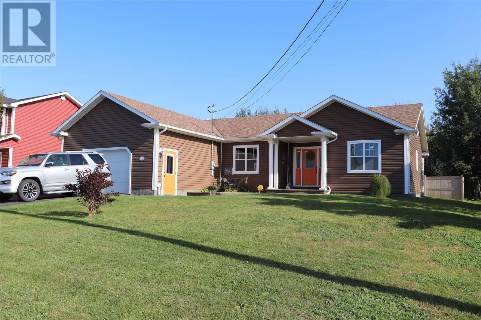 House for sale at 68 Peddle Dr Grand Falls-windsor Newfoundland - MLS: 1203056