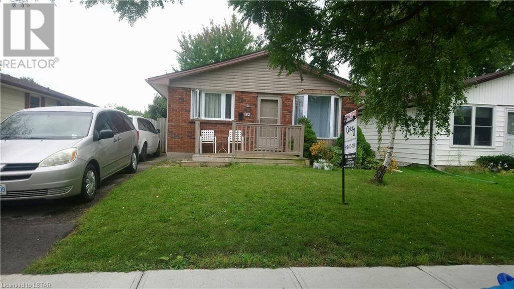 House for sale at 68 Piers Cres London Ontario - MLS: 222096