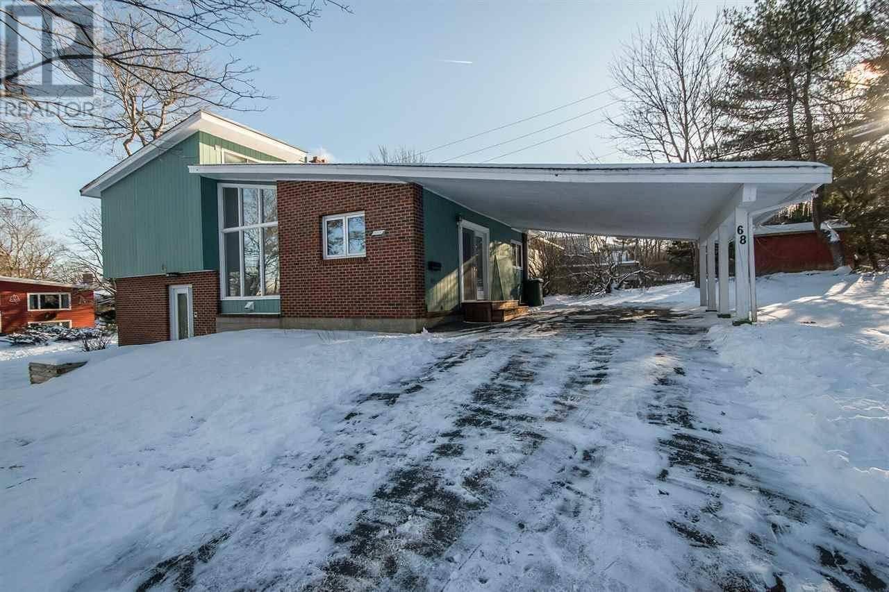 House for sale at 68 Plateau Cres Halifax Nova Scotia - MLS: 202002097