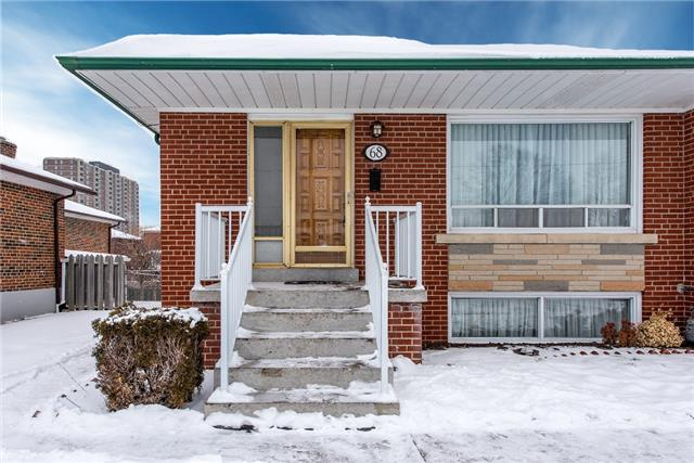 For Sale: 68 Raven Road, Toronto, ON | 3 Bed, 2 Bath House for $799,000. See 20 photos!