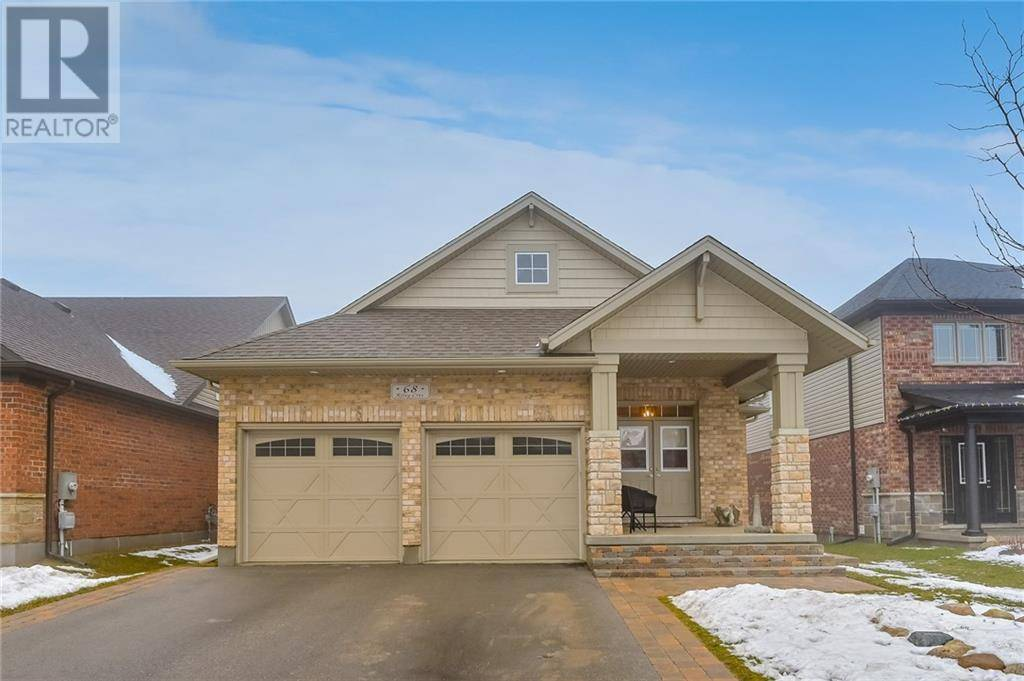 House for sale at 68 Riley Cres Fergus Ontario - MLS: 30784783