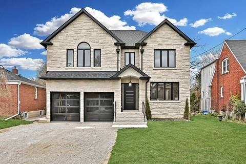 House for sale at 68 Roberta Dr Toronto Ontario - MLS: C4440100