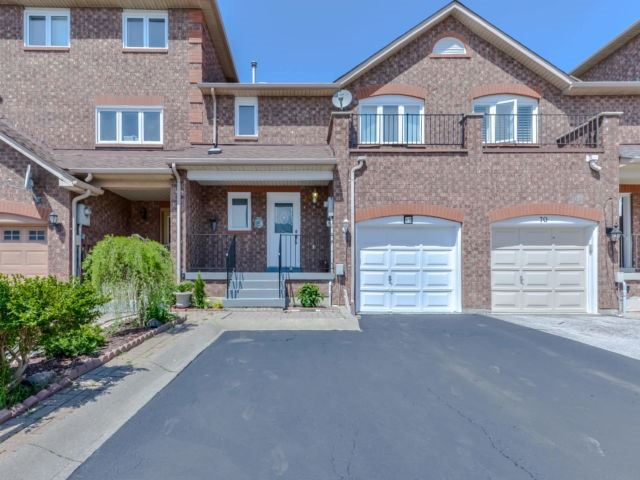 For Sale: 68 Roseheath Drive, Vaughan, ON | 3 Bed, 4 Bath Townhouse for $779,000. See 14 photos!