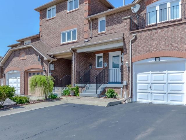 For Sale: 68 Roseheath Drive, Vaughan, ON | 3 Bed, 4 Bath Townhouse for $749,900. See 16 photos!