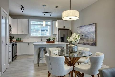 Townhouse for sale at 68 Sage Bluff Circ Northwest Calgary Alberta - MLS: C4235315