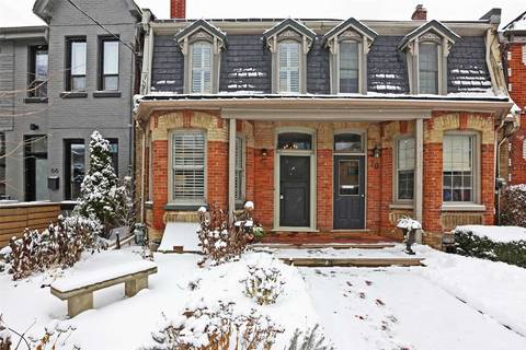 Townhouse for sale at 68 Saulter St Toronto Ontario - MLS: E4647393